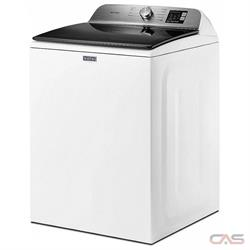 Maytag 4.8 cu ft Washer Deep Fill  MVW6200KW Image